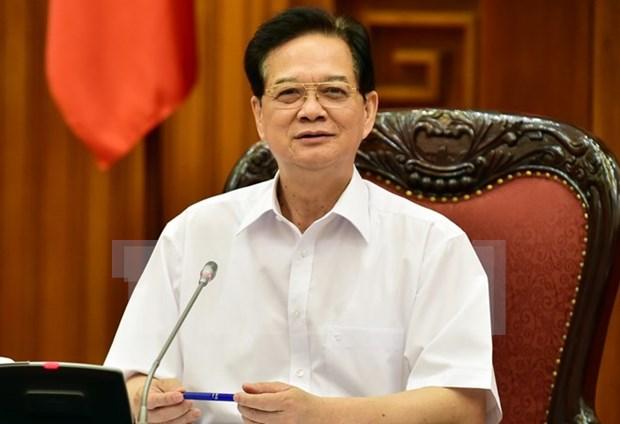 Primer ministro vietnamita visitara Laos hinh anh 1