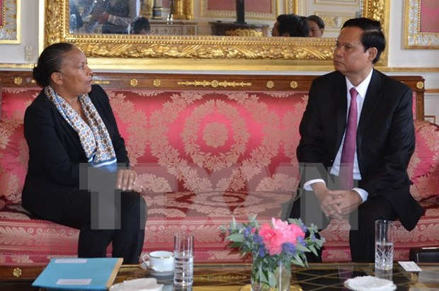 Comparten Vietnam y Francia experiencias anti corrupcion hinh anh 1