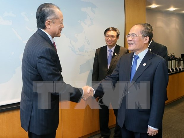 Vietnam sugiere mas ayuda de BM para desarrollo nacional hinh anh 1