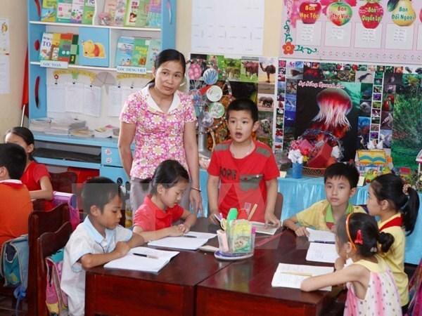 Debaten derechos de infancia en Ley de Acceso a Informacion hinh anh 1
