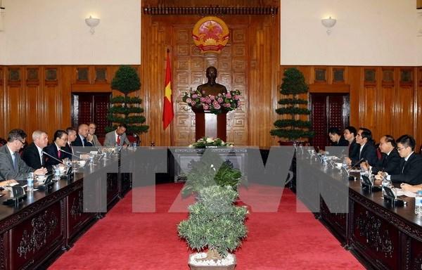 Destacan efectivo despliegue de inversion estadounidense en Vietnam hinh anh 1