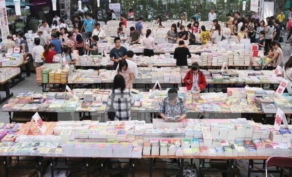 Abierta quinta Feria Internacional del Libro en Hanoi hinh anh 1
