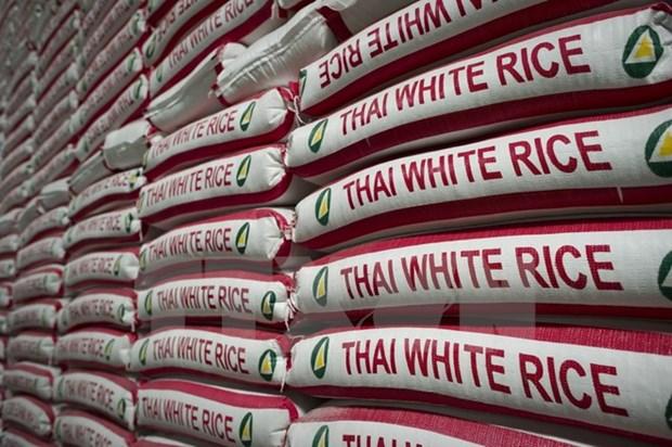 Tailandia realiza inventario de arroz hinh anh 1
