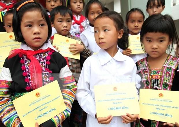 Vietnam empenado en reducir tasa de pobreza en minorias eticas hinh anh 1