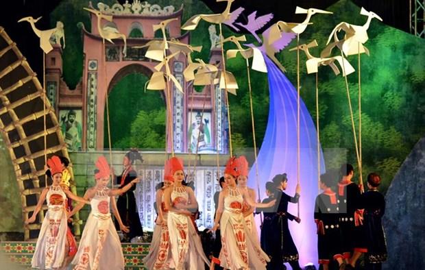 Inauguran festival cultural de pueblos en Nordeste de Vietnam hinh anh 1