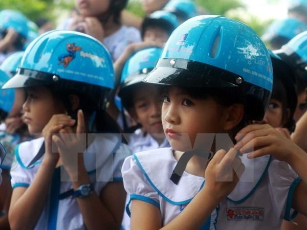 Lanzan campana de uso de casco protector estandar hinh anh 1