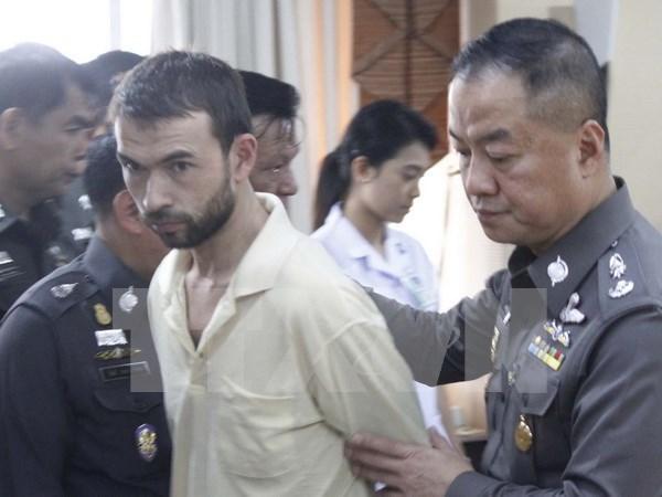 Malasia detiene a dos sospechosos del ataque en Bangkok hinh anh 1