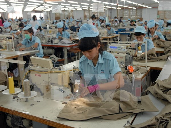 Empresas tailandesas invierten en confecciones-textiles de Vietnam hinh anh 1