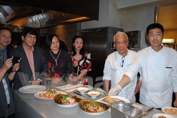 Semana de culinaria vietnamita en Sudafrica hinh anh 1