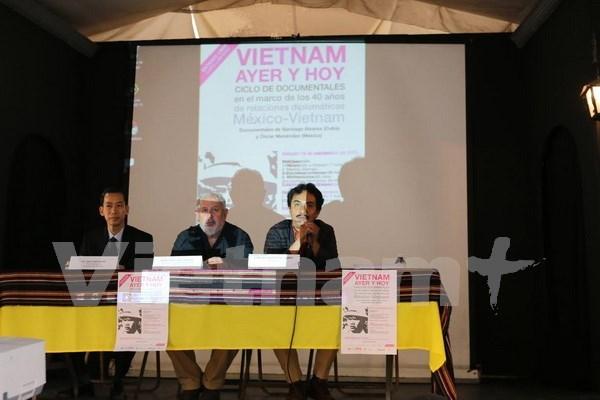 Proyeccion de documentales en Mexico refleja realidad vietnamita hinh anh 1