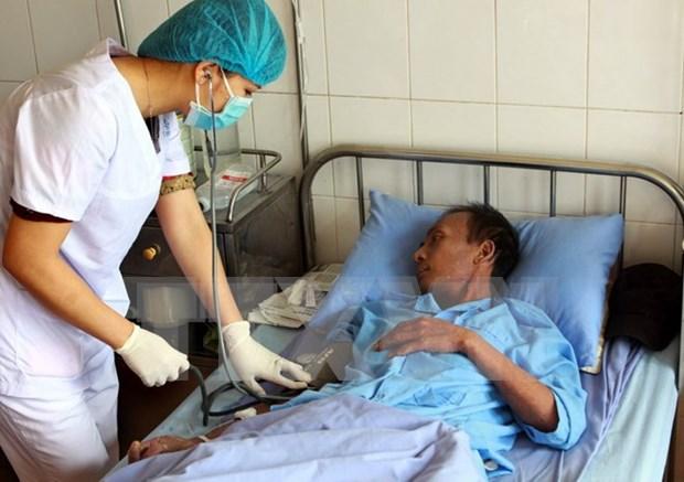 Gobierno concretiza meta de participacion en seguro medico hinh anh 1
