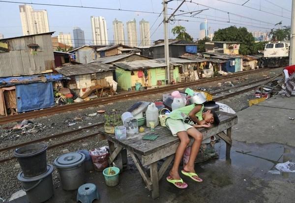 En aumento tasa de pobres en Indonesia hinh anh 1