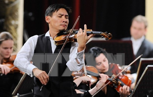 Artistas de orquesta nacional de Francia actuaran en Vietnam hinh anh 1