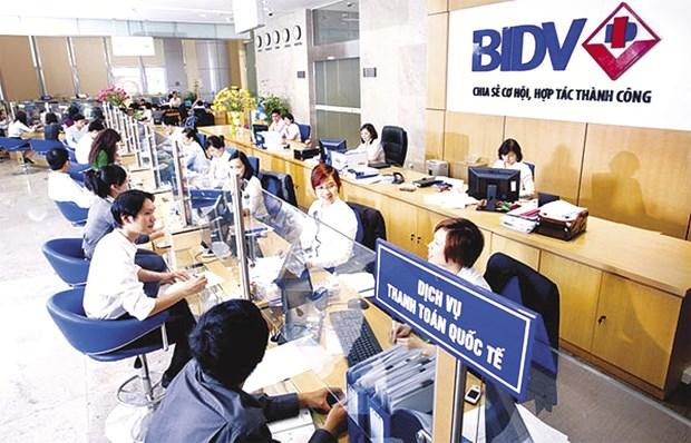 BIDV, mejor proveedor de servicios de divisas en Vietnam hinh anh 1