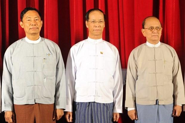"""Myanmar rechaza """"declaracion conjunta"""" sobre eleccion general hinh anh 1"""