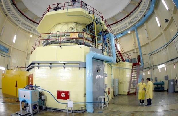 Vietnam y Sudcorea impulsan colaboracion nuclear hinh anh 1