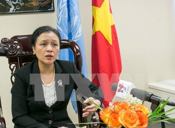 Vietnam comprometido a garantizar leyes universales y Carta de ONU hinh anh 1