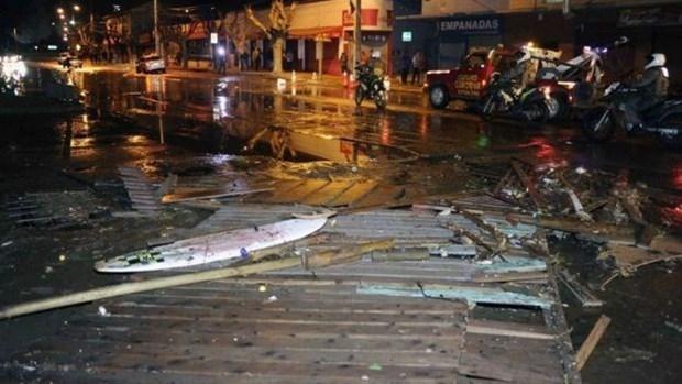 Presidente vietnamita manifiesta su pesar a Chile por terremoto hinh anh 1