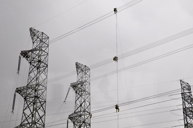 Inician construccion de planta termoelectrica Nghi Son 2 hinh anh 1