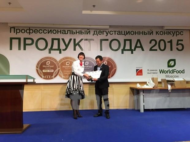 Marca lactea vietnamita gana premios dorados internacionales hinh anh 1