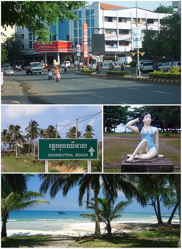 Cambodia construira zona economica especial en Preah Sihanouk hinh anh 1