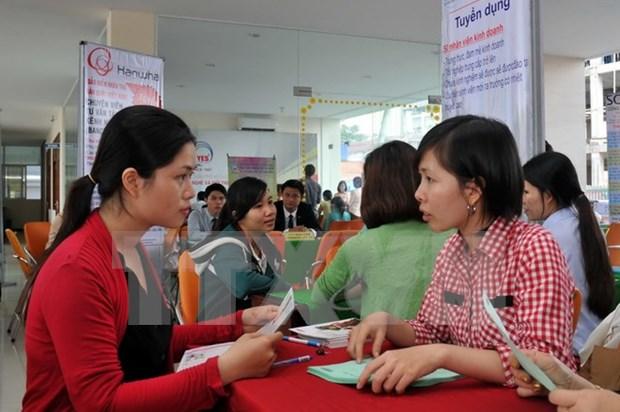 Alta demanda laboral de Ciudad Ho Chi Minh hinh anh 1