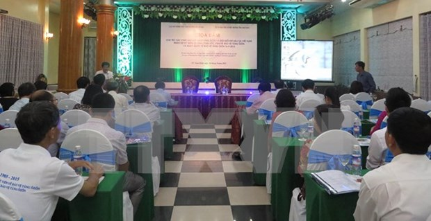 Vietnam refuerza eliminar sustancias daninas a capa de ozono hinh anh 1