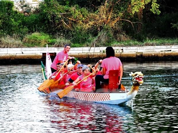 """Dia de Vietnam en Venecia"": Mixtura de dos culturas hinh anh 1"