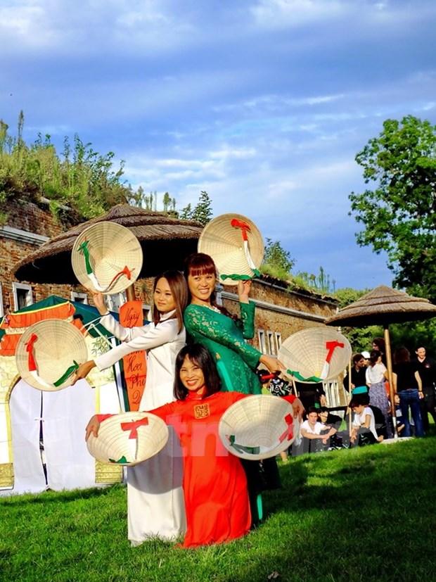 """Dia de Vietnam en Venecia"": Mixtura de dos culturas hinh anh 3"