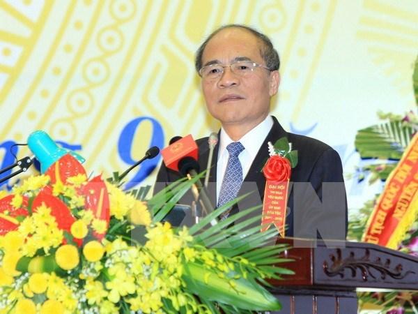 Movimientos patrioticos ayudan a mejorar vida de grupos etnicos hinh anh 1