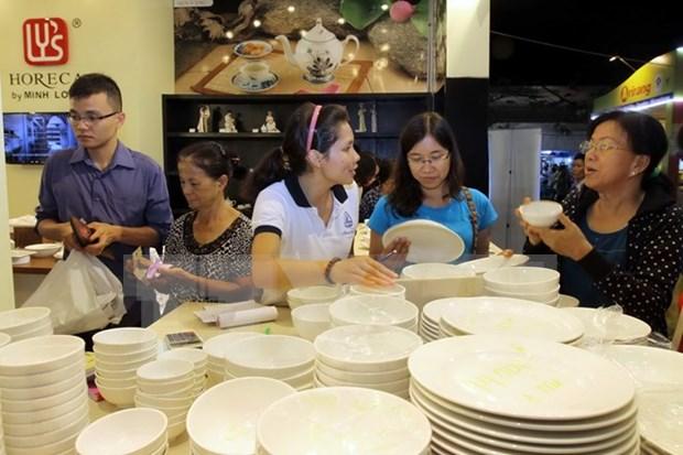Efectuaran primera semana de sensibilizacion hacia productos Vietnam hinh anh 1
