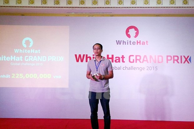Acoge Vietnam por primera vez torneo mundial de seguridad cibernetica hinh anh 1