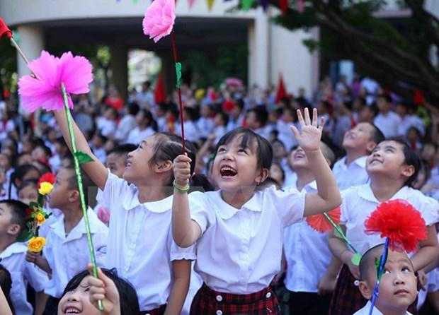 Empenado Vietnam en cumplir Objetivos de Desarrollo del Milenio hinh anh 1