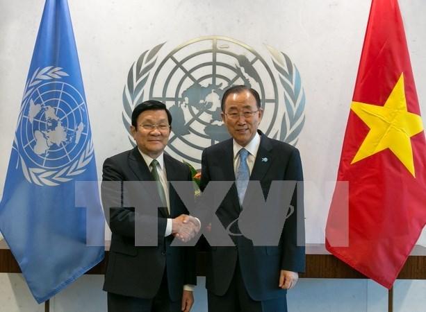 Determinado Vietnam a impulsar desarrollo sostenible hinh anh 1