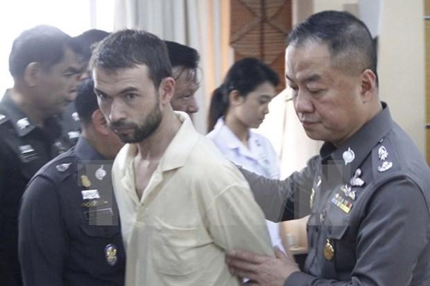 Tailandia sigue rastreando a autor del atentado en Bangkok hinh anh 1