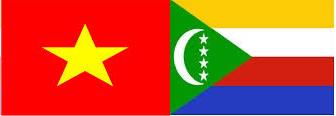 Vietnam y Comoras establecen relaciones diplomaticas hinh anh 1