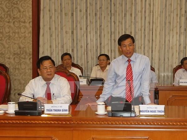 Premier nombra a nuevos viceministros de distintas carteras hinh anh 1