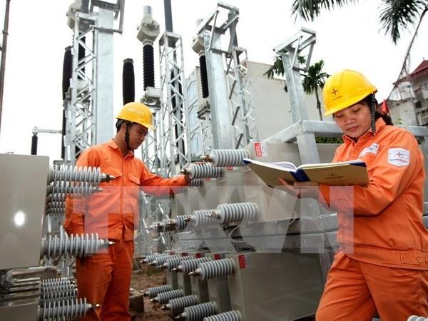 Asistencia francesa para optimizar inversiones en red electrica hinh anh 1