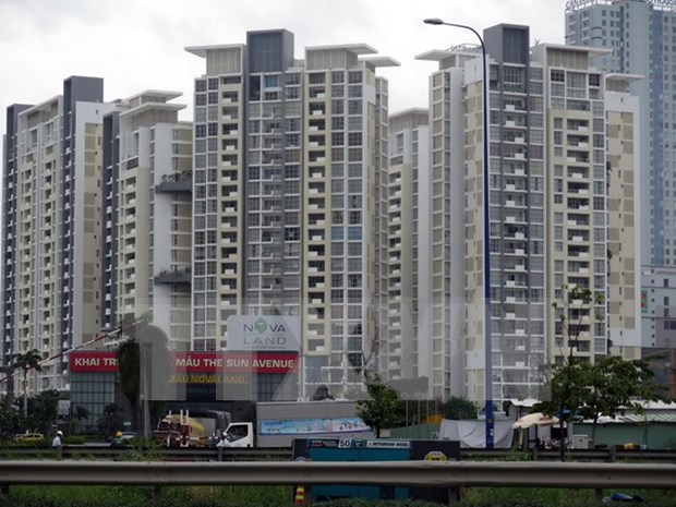 Mercado inmobiliario de Ciudad Ho Chi Minh registra crecimiento hinh anh 1