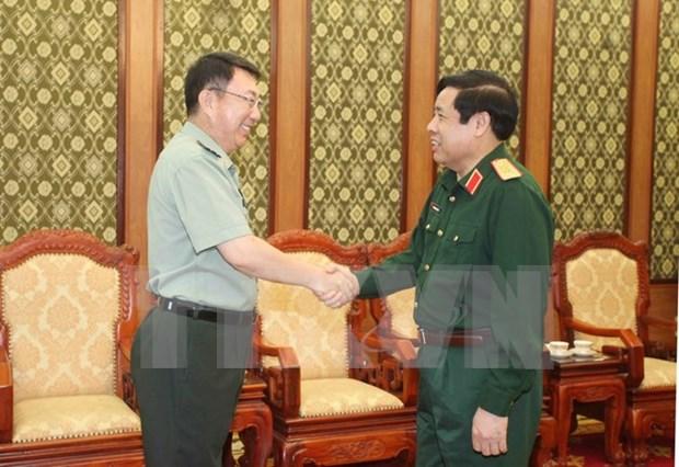 Vietnam considera importante amistad con China hinh anh 1