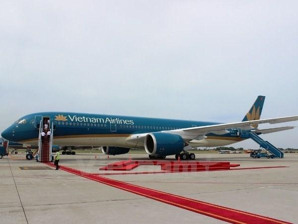 Vietnam Airlines explota Airbus A350 para rutas internacionales hinh anh 1