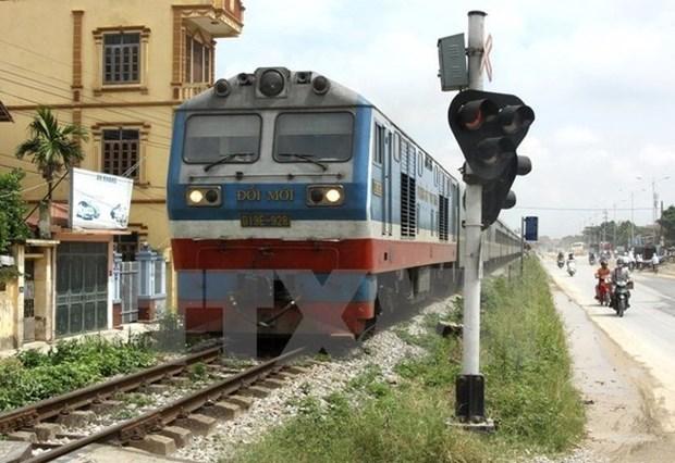 Grupo Lotte E&C interesado en proyecto ferroviario en Vietnam hinh anh 1