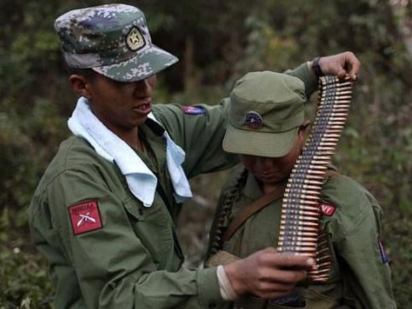 Fracasa negociacion sobre acuerdo de cese el fuego en Myanmar hinh anh 1