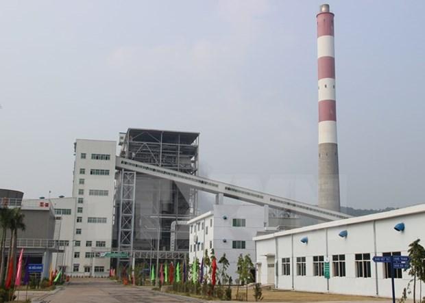 Arranca construccion de planta termoelectrica de Quynh Lap 1 hinh anh 1