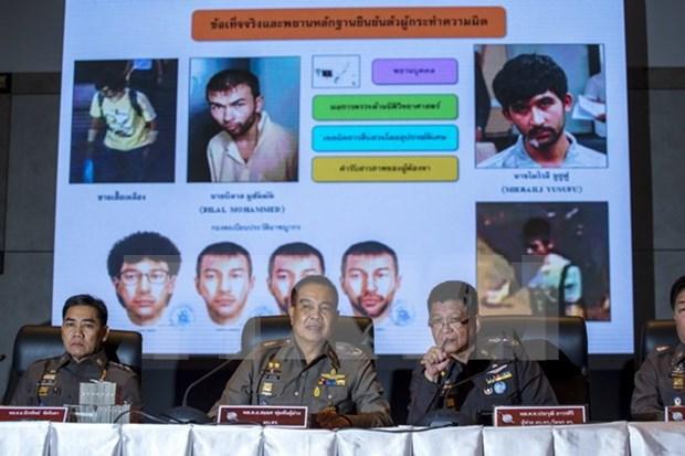Malasia busca otros tres sospechosos del atentado en Bangkok hinh anh 1