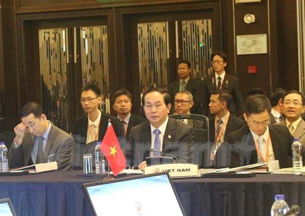 Coadyuva Vietnam en lucha de ASEAN+3 contra delincuencia hinh anh 1