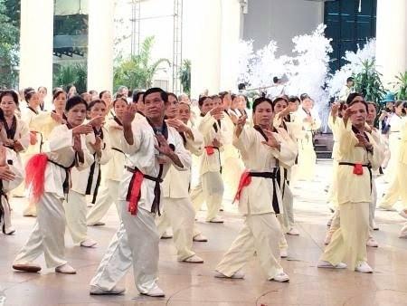 Vietnam se suma al Dia Internacional de las personas mayores hinh anh 1