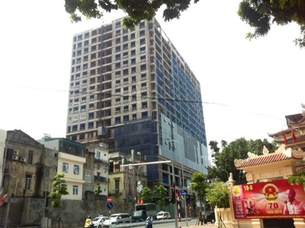 Gobierno pide investigar senales violatorias en construccion en Hanoi hinh anh 1