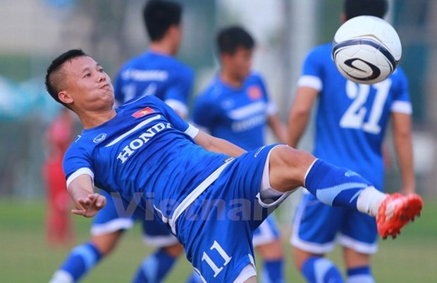 Sube Vietnam tres peldanos en ranking mundial de FIFA hinh anh 1