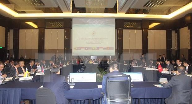 ASEAN y Japan forjan cooperacion contra terrorismo y ciberdelincuencia hinh anh 1